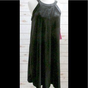 Betsey Johnson Velvet Dress